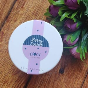 Plum Berry Sorbet Body Butter Review