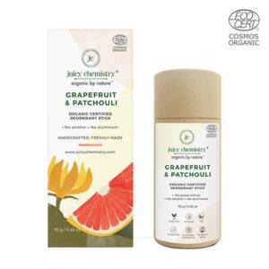Natural Deodorants in India