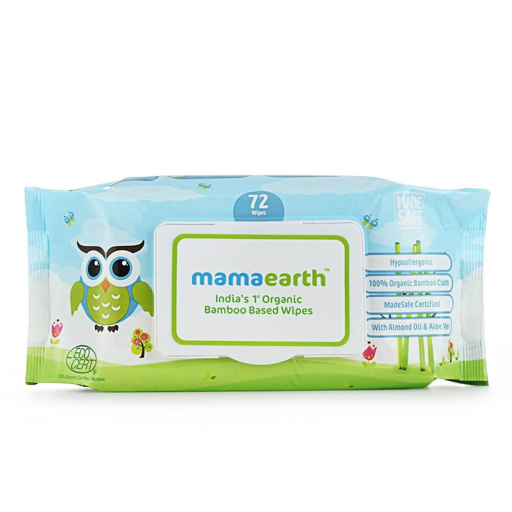 Best baby wipes in India