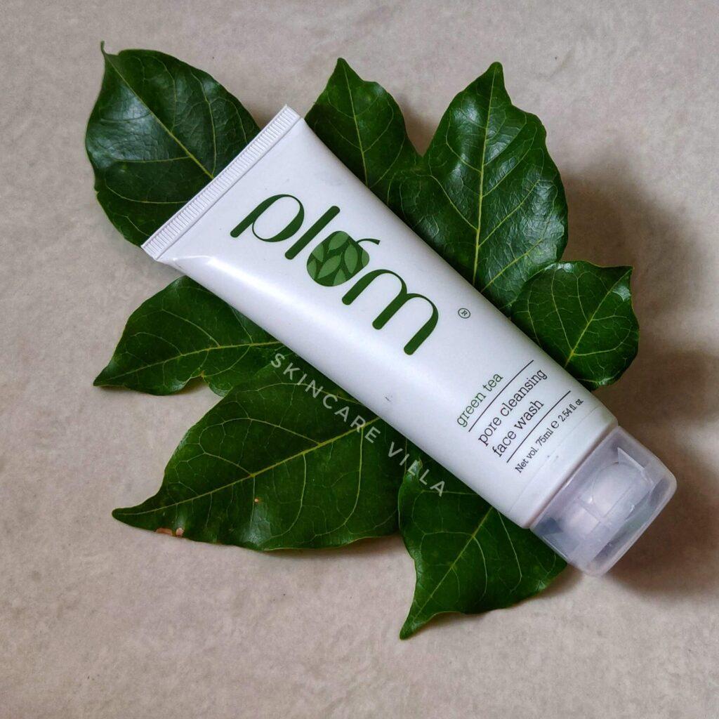 Plum Green Tea Face Wash