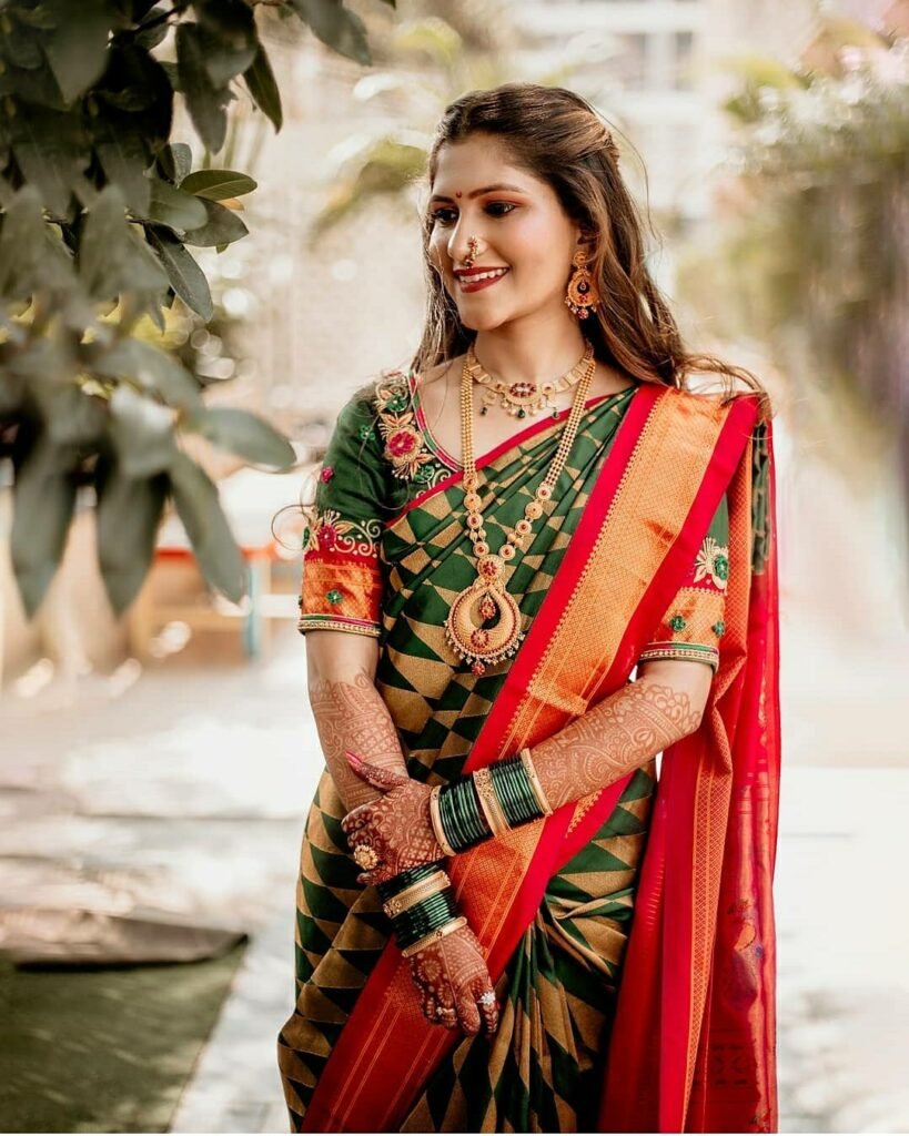 Maharashtrian Bridal Looks