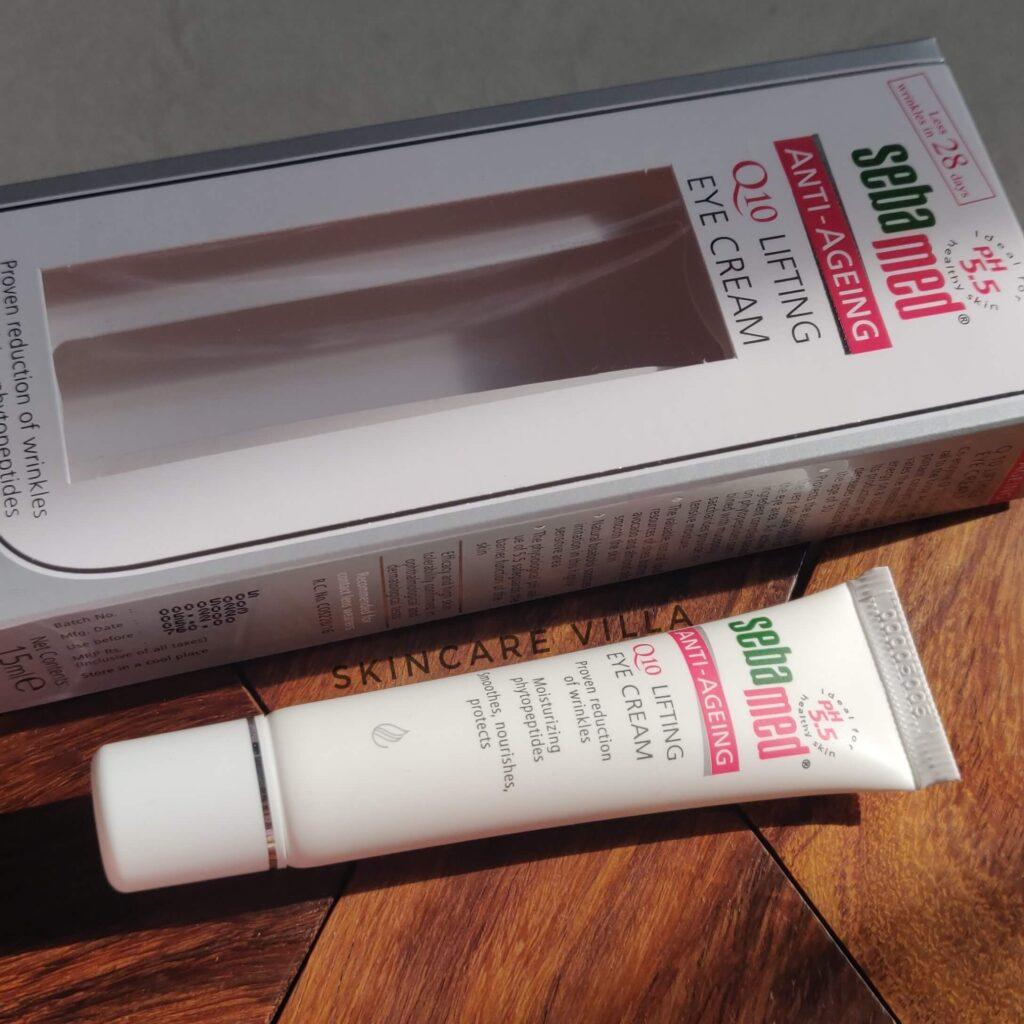 Sebamed Eye Cream Review